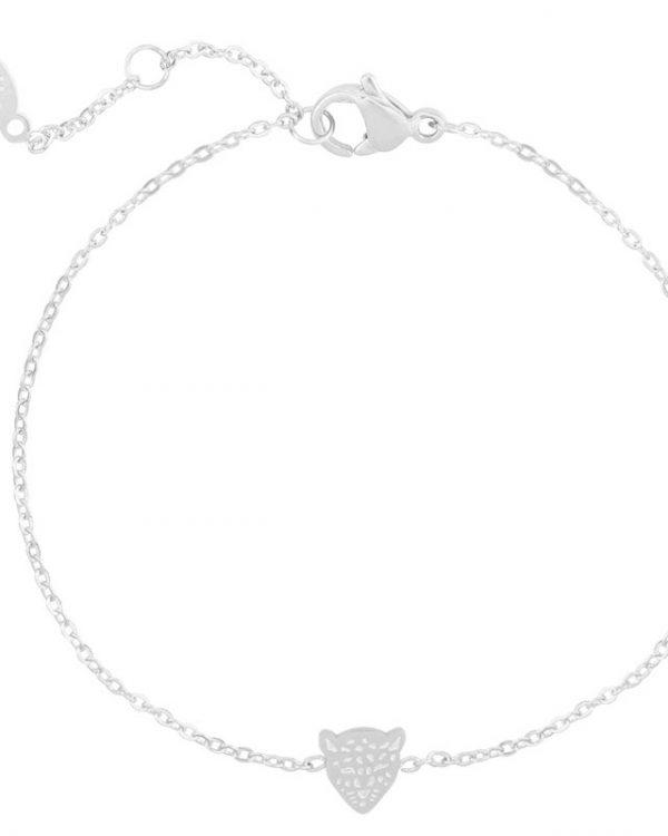 SC Cute Leo Silver Bracelet