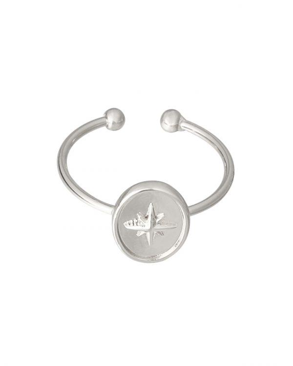 SC Star Ring Silver