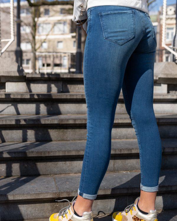 Mavi Lexy Mid Brushed Ultra Move