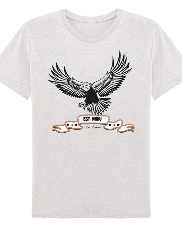VN Label Eagle Cream Tee