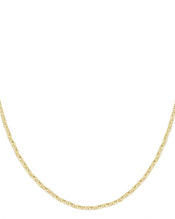 SC Husteld Chain Necklace Gold