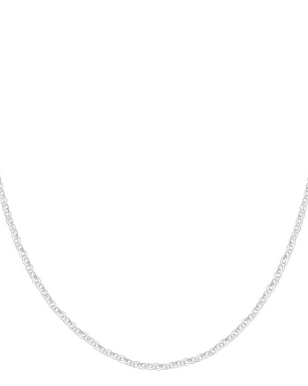 SC Husteld Chain Necklace zilver