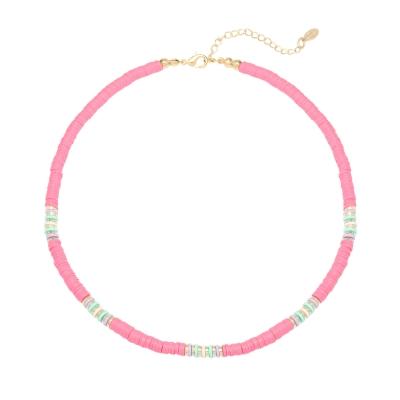 SC Colourpop Choker Neon Pink