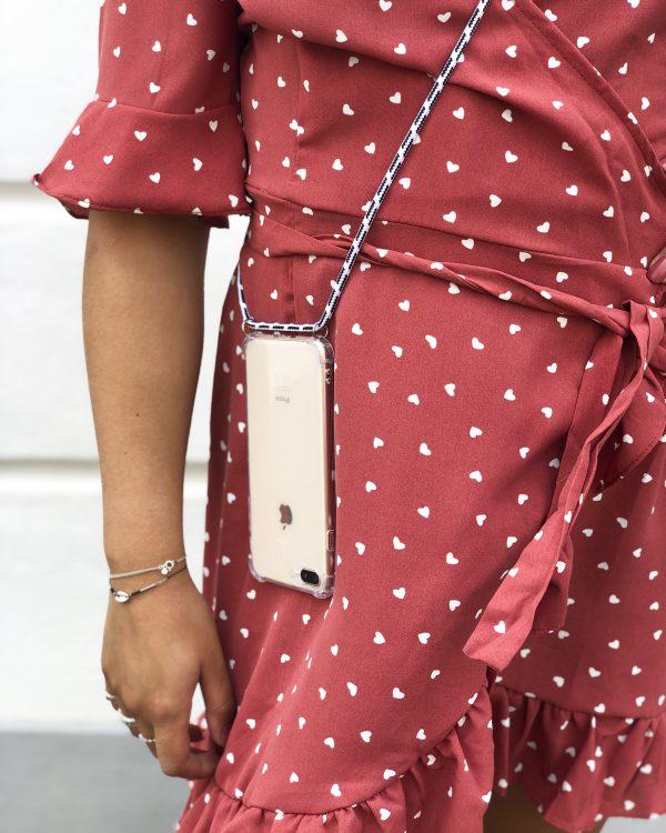 SC Phonecase Iphone Transparant