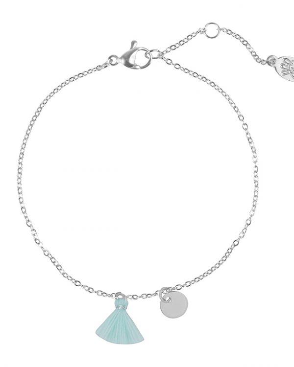 SC Tasselmania Bracelet Silver