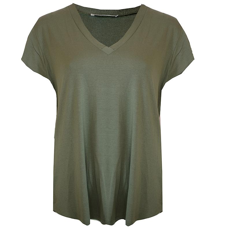 Typical Jill Veerle Shirt Green