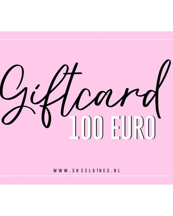 SC Giftcard 100 Euro
