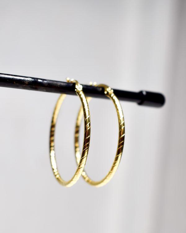 Go dutch label oorbellen goud