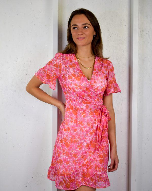 Shari Dress Pink