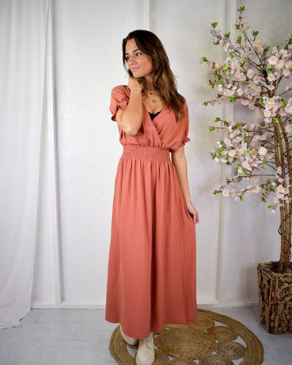SC saskia dress pink